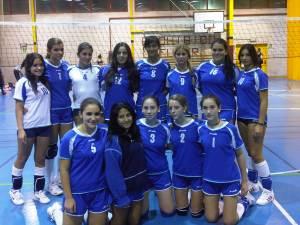 CD Cristo Rey estará en el Cadeba 2011 entre los mejores 16 equipos de Andalucía